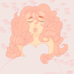 Rose Quartz by snakebelladonna
