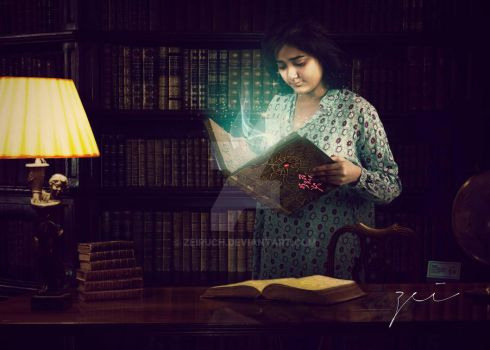 The book of dream by zeiruch