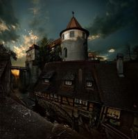 meerseburg's Watermill by Alcove