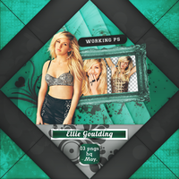 +Photopack PNG Ellie Goulding by iWillNotSurrender
