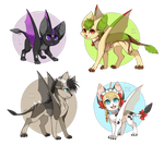 Chucas Adopts - CLOSED - by mr-tiaa