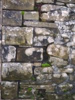 Sandstone Wall by pendlestock
