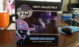 Behold the Great and Powerful Collectible Trixie by DestinyDecade