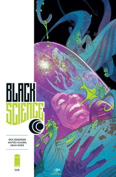 Black Science 7, Variant Cover COLOR by Inkpulp