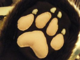 Wolf Hood Handmade Project No.6 by ChibiSayuriEtsy