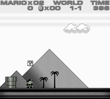 Super Mario Land HD Remake by BLUEamnesiac