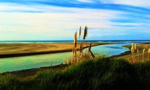 Mahia Peninsula, New Zealand by Meanazcuz