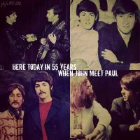 The Beatles- 55 years. by pjcb12