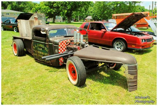 A 1941 Chevy Rat Rod Truck by TheMan268