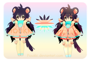 Adoptable [Auction] CLOSED by pioukki