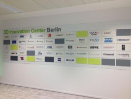3D Inovation Center Berlin by CityBloop
