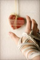 Reaching For Love. by sa-photographs