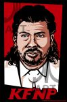 TEE Kenny Powers is Kf'nP by jasinmartin