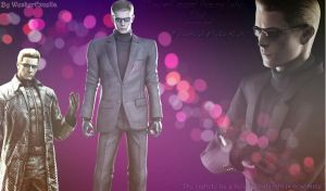 Albert Wesker :3 by AlbertXExcellaLover