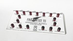 Independent Materia Collection, Final Fantasy VII by ChinookCrafts