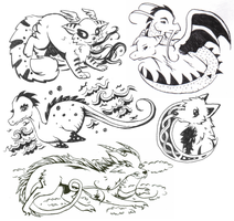 Subeta tattoo designs by wolfie-janice