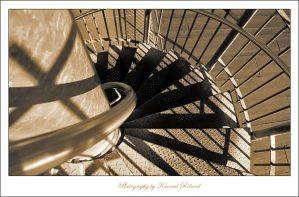 Stairs and Shadows by zozzy1980