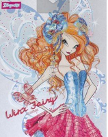 winx club fairy coutre bloom by ArtsyCraft101