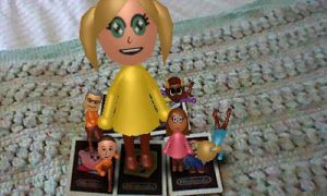 Mii and My Monster Family by MonsterMan25