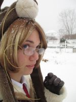 APH Canada: Snow Day by LucarioFan1996