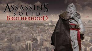 Assassin's Solid: Brotherhood by MunirBinJulaihi