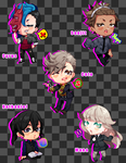 LD free cheebs by BJ-LIPS