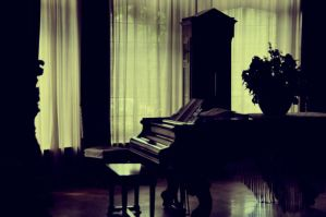 Player Piano by beyondimpression
