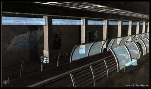 Station 1 - Final Render by se55