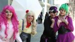 Brony Meetup at WonderCon by RebelCoyote