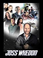 Joss Whedon Poster by GeekTruth64