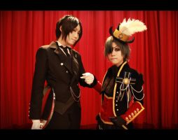 Black Butler ::05 by Cvy