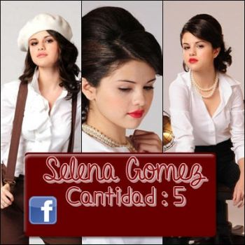 Photopack de Selena Gomez by MaleenaEditions