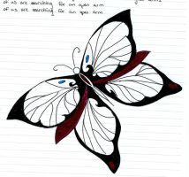 Butterfly by Ninde