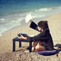 letters to the sea... by lunariya