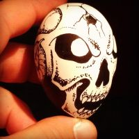 Evil egg by kissel71
