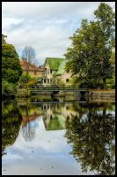 Autumn reflections by PaVet-Photography