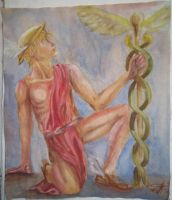 Hermes by Silphes