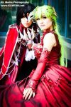 Lelouch and CC 3 by Shiya