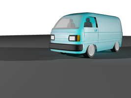 Suzuki carry WIP by C1Rob