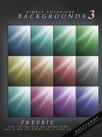 FREEBIE - Colorized Backgrounds 3 by PLArts