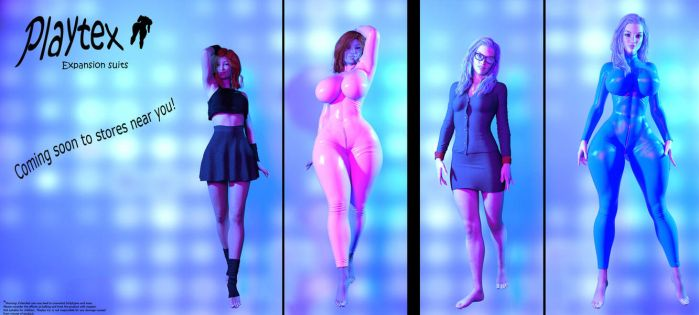 Playtex -expansion suits teaser 1 by EndlessRain0110