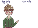 My Style V. Your Style by BrimfulOfWispa