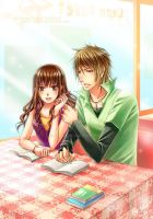 Novel: Miracle Love -back- by raykit