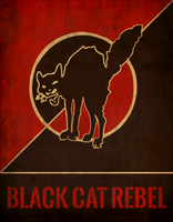 Black Cat Rebel New Username, New ID by BullMoose1912