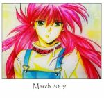 March 2009 by MegumiTakani13
