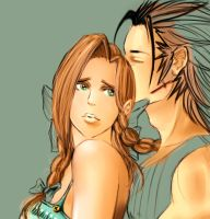 My Immortal - FFVII by Aspiring-Artist22