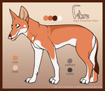 Fikre - new character by Servaline