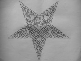 5-pointed star by Trablete