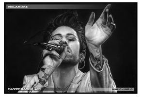 Davey Havok - 15 by FairyARTos
