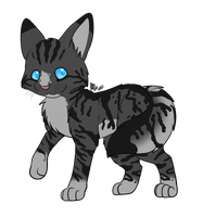 .:GA:. Nightwhisker by CollectionOfWhiskers